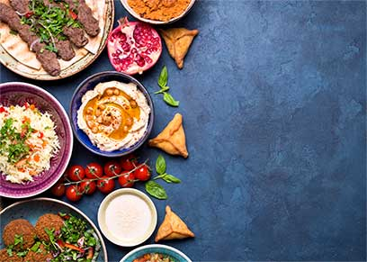 Ruba Restaurant - Culture