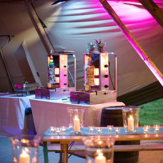Ruba Restaurant - Our Chawarma Machines