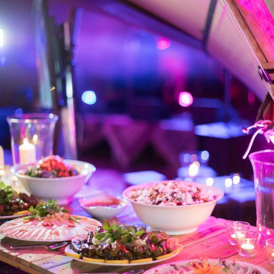 Ruba Restaurant - Buffet Cold Mezze 3