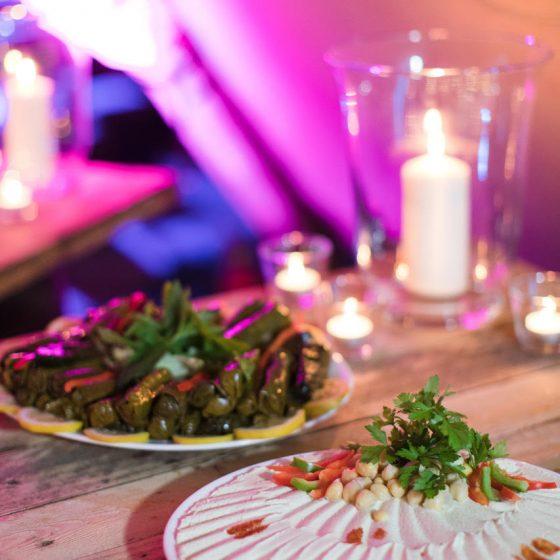Ruba Restaurant - Buffet Cold Mezze 6