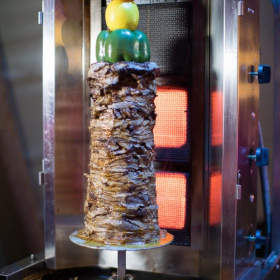 Ruba Restaurant - Catering with Ruba - Our Catering Lamb Chawarma