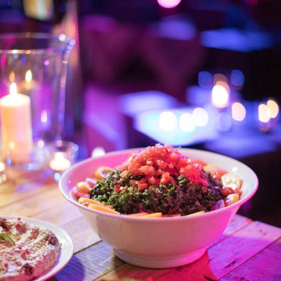 Ruba Restaurant - Our Tabouleh Buffet