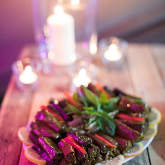 Ruba Restaurant - Try our Vine Leaves