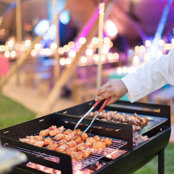 Ruba Restaurant - Catering with Ruba - Our Catering Barbeque