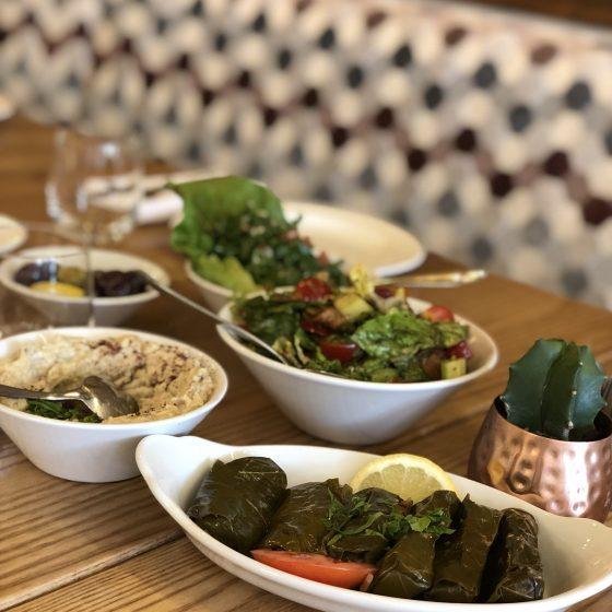 Ruba Restaurant - Dinner with Ruba 2
