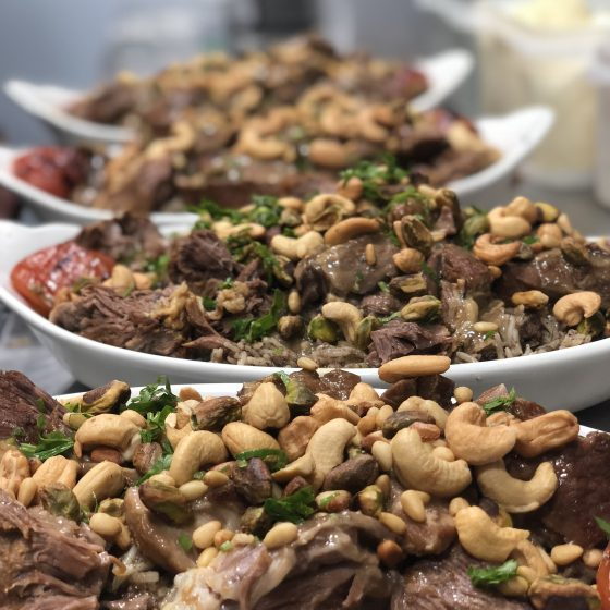 Ruba Restaurant - Dinner with Ruba 1