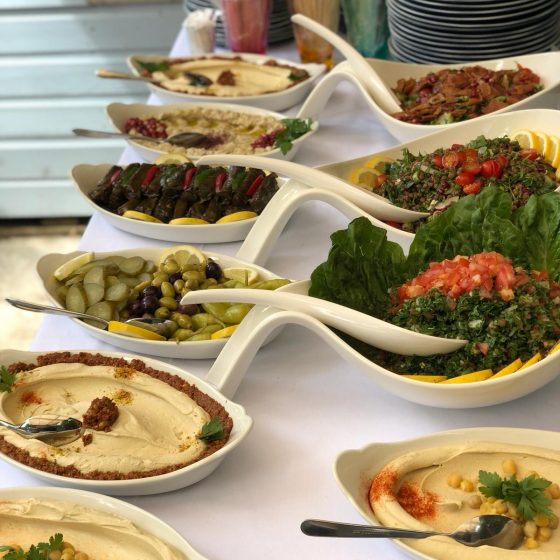 Ruba Restaurant - Catering with Ruba 5