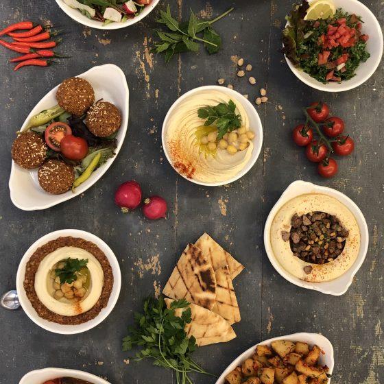 Ruba Restaurant - Dinner with Ruba 19