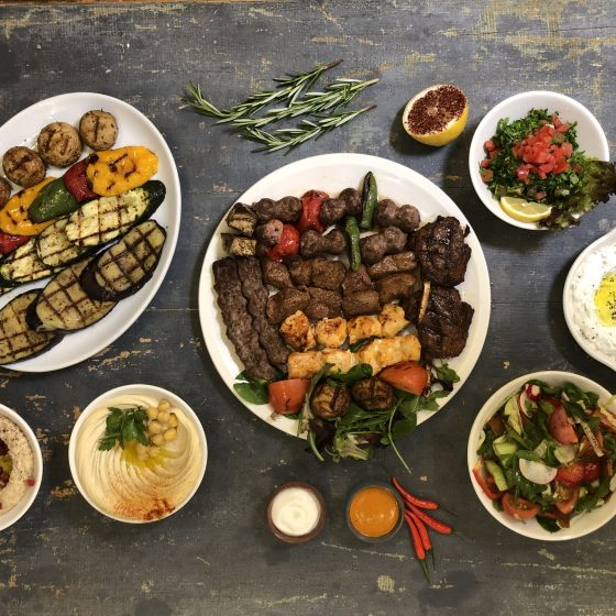Ruba Restaurant - Dinner with Ruba 13