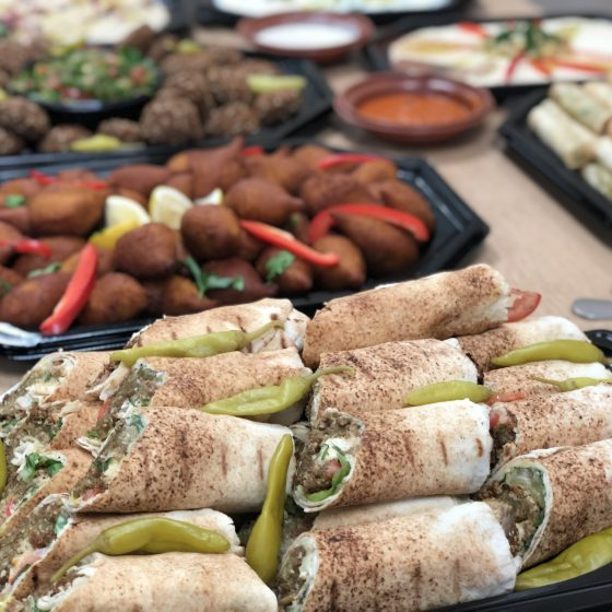 Ruba Restaurant - Catering with Ruba 14